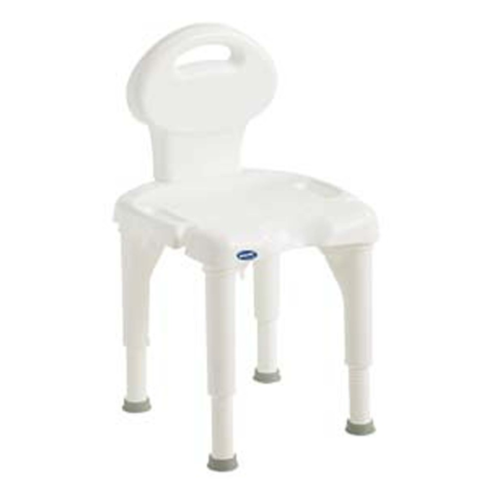 Invacare i fit shower chair ultralife healthcare - Tabouret plastique ikea ...