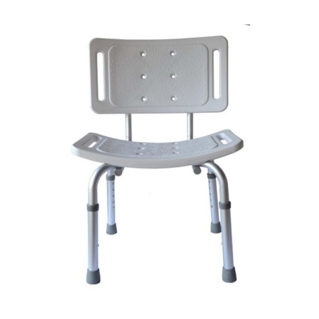 Shower chair with backrest - UltraLife - 60.6KB