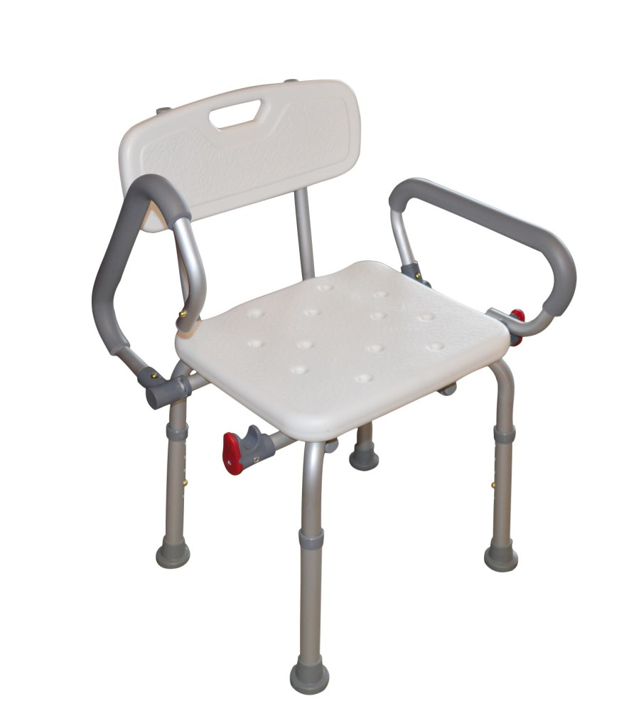 Drop Arm Shower Chair Ultralife Healthcare