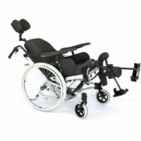 Positioning Wheelchairs